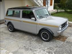 mini clubman dove grey