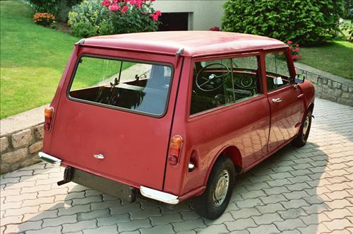 IMA mini estate