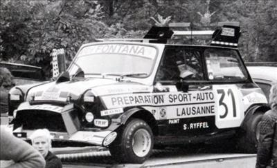 leyland mini tuning