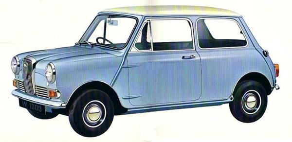 wolseley mini 1000 south africa